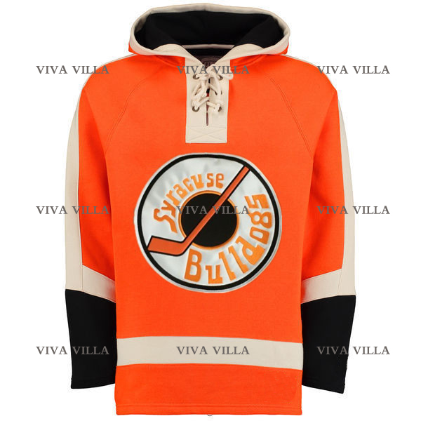Hoodie Sweater Jerseys Ogie ogilthorpe Jersey #2 Syracuse Bulldogs Slap Shot Stitched Custom Move Hockey Jerseys Hoodie tampa bay молния джерси adidas нхл jerseys для мужчин climalite аутентичные команды хоккей jersey jersey jerseys ман jerseys нхл
