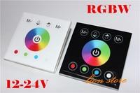 1Pcs New Mini LED Brightness Adjust Switch Dimmer Controller For 3528 5050 5630 Single Color LED