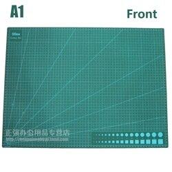 A1 كبيرة قطع حصيرة مزدوجة الوجه لوحة قطع كرتون 90 سنتيمتر x 60 سنتيمتر x 3 ملليمتر