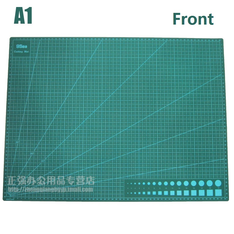 A1 Large Cutting Mat Double Faced Cutting Plate Cardboard 90cmx60cmx3mm шурупы 100 3 3 60 m3 double pass 60 mm