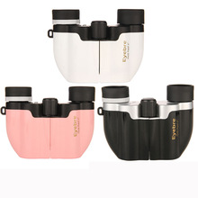 10x22 Mini Binocular Professional Telescope Opera Glasses for Travel Concert Outdoor Sports Hunting 3 Colors For Girl Women man