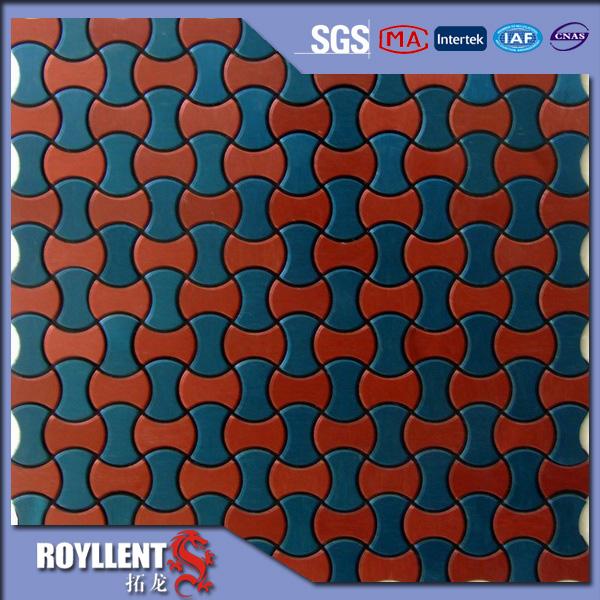 royllent acp patrn del hueso de parquet mosaico b