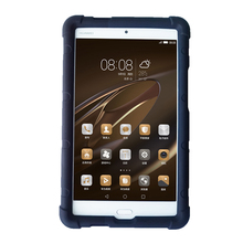 Custom Factory Silicone Tablet Cover,Rugged Shockproof Silicone Cases For Huawei MediaPad M5 8.4inch SHT-W09 Tablet PC