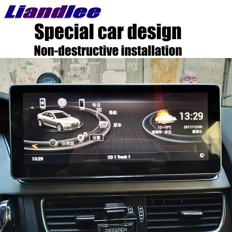 car multimedia player navi for audi a4 a4l b8 8k 2009 2016. Black Bedroom Furniture Sets. Home Design Ideas
