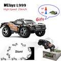 Высокая Скорость RC Автомобиль WLtoys L999 Drift 2.4 Г мини-Автомобиль 5 Уровня Скорости Сдвига Полный Пропорциональное Управление Дистанционного Управления Автомобилем Toys