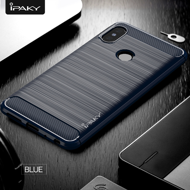 watch 9043c 7aeaa US $4.74 5% OFF|IPAKY Phone Case Silicone Cover On For Xiaomi Redmi Note 5  6 7 Pro Note5 Note6 Note7 5Pro 6Pro 7Pro 3/4/6 32/64 GB Xiomi Bumper-in ...