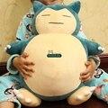 Dorimytrader 50cm Hot Japan Cartoon Snorlax Toy Plush Soft Big Anime Snorlax Doll Baby Birthday Present Free Shipping DY61223