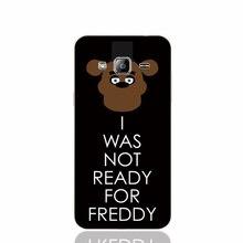 15170 пять ночей в фредди fnaf фредди сотовый телефон case cover for samsung galaxy j1 ace j5 2016 j7 n9150