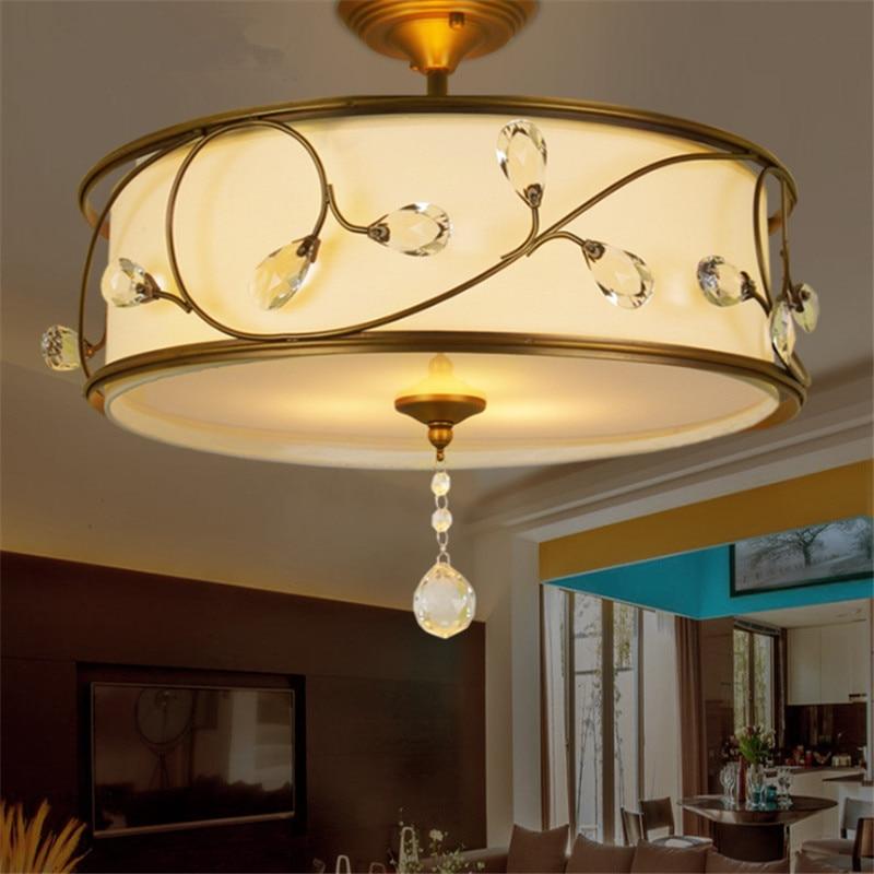 Aliexpress.com : Buy Modern European Crystal Half Ceiling