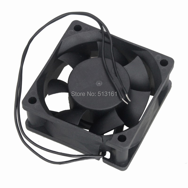 10pcs 60x60x25mm 60mm 6cm DC Cooling Fan Brushless PC Computer Cooler Cooling