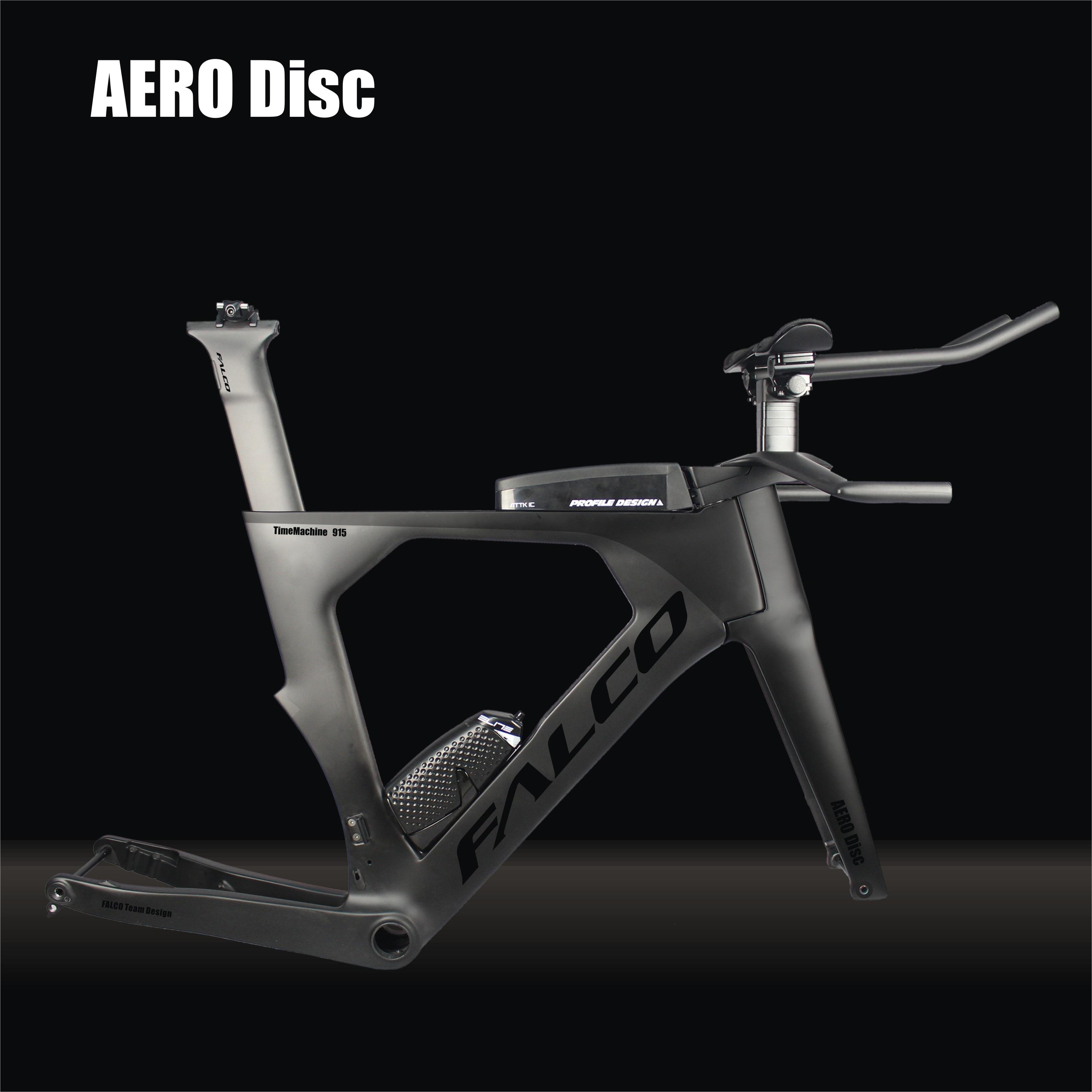2020 Top Sale Newest Flat Mount Disc Carbon TT Bike Frameset,Triathlon Bicycle Carbon Frame UD Matte BB386