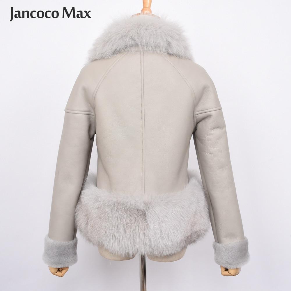 chaqueta Jancoco grueso ropa 12