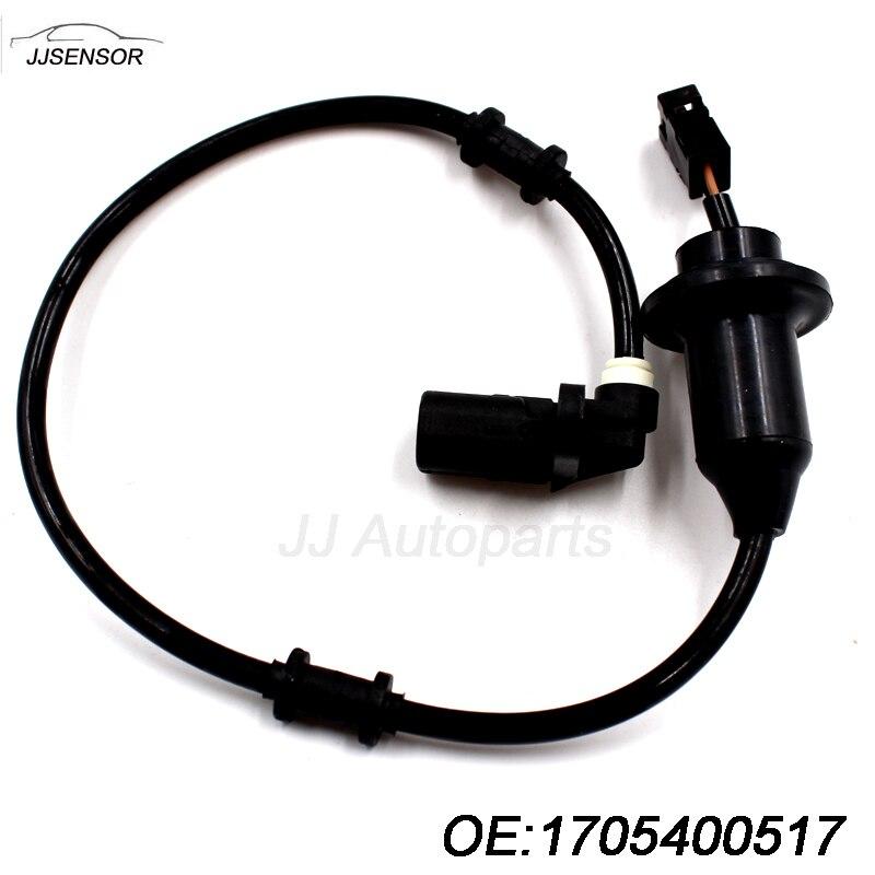 98 Mercedes SLK 230 R170 Rear Right Passenger ABS Wheel Speed Sensor 1705400517