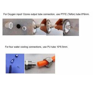Image 3 - 슈퍼! 60g 오존 발생기 산업 수처리 공기 오존 탈취제 색상 표백 장수명 + 무료 배송