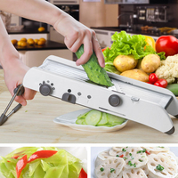 Multifunction Kitchen Gadgets Manual Vegetable Slicer Machine Cutter Potato Carrot Onion Grater Cooking Tools Kitchen Supplies