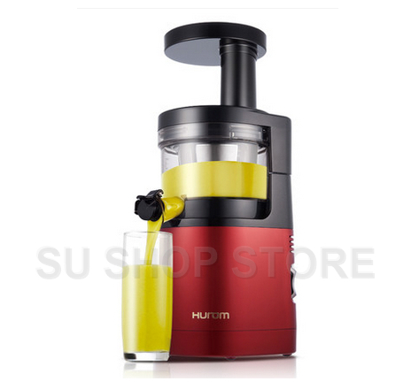 2nd Generation HUROM Elite HU ZK24FR Slow Juicer Fruit Vegetable Citrus Low Speed Juice Extractor