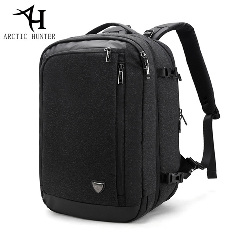 ARCTIC HUNTER Multifunction 17 inch Laptop Backpacks For Teenage Men Travel Backpack Bag Large Capacity Casual Vintage 2018 New цена