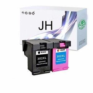 JH 302XL сменный чернильный картридж для Deskjet 1111 1112 2130 2135 1110 3630 3632 3830