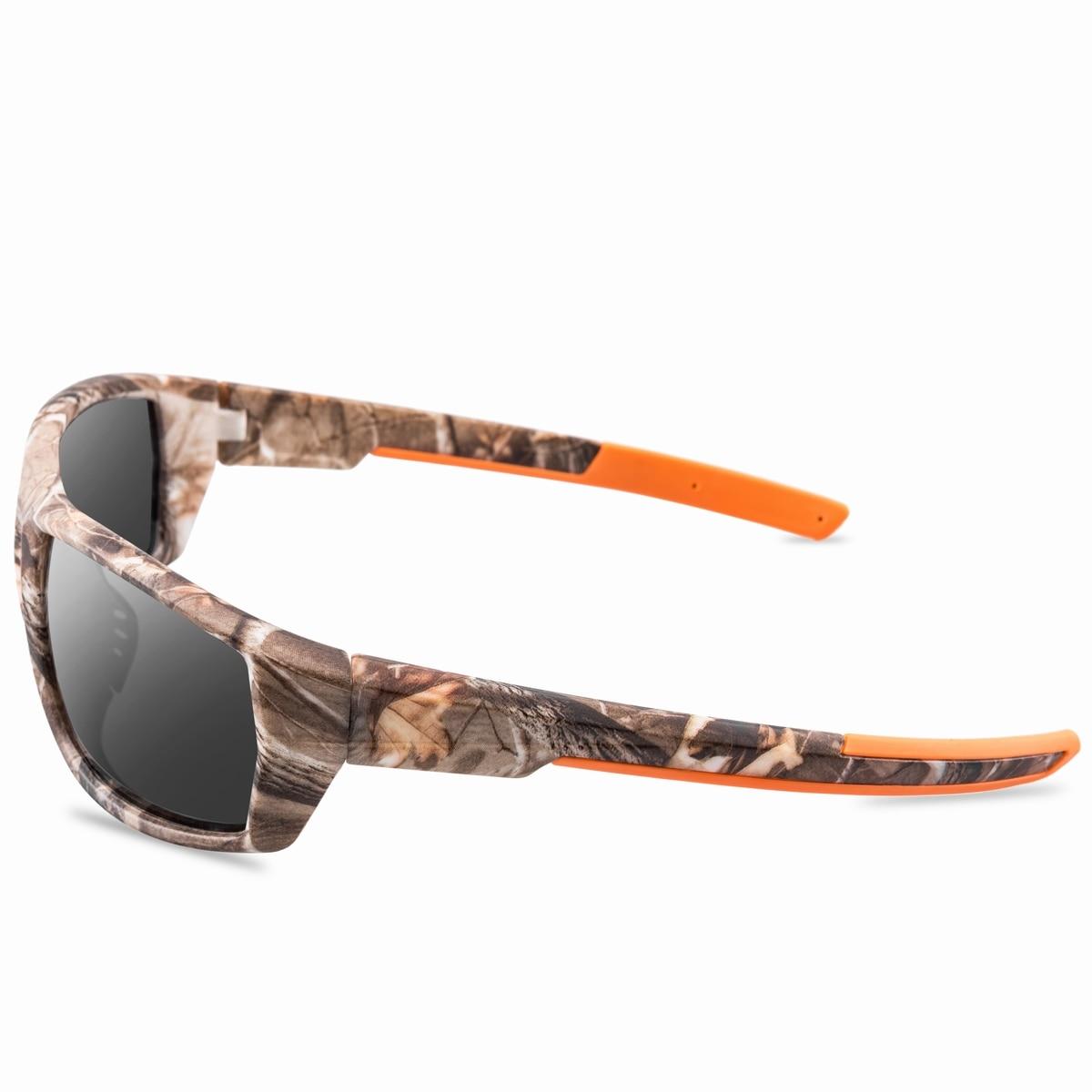 New Camouflage Sport Fishing glasses Rayed Sun glasses Goggles Outdoor Polarized Sunglasses Men Women Fish Eyewear