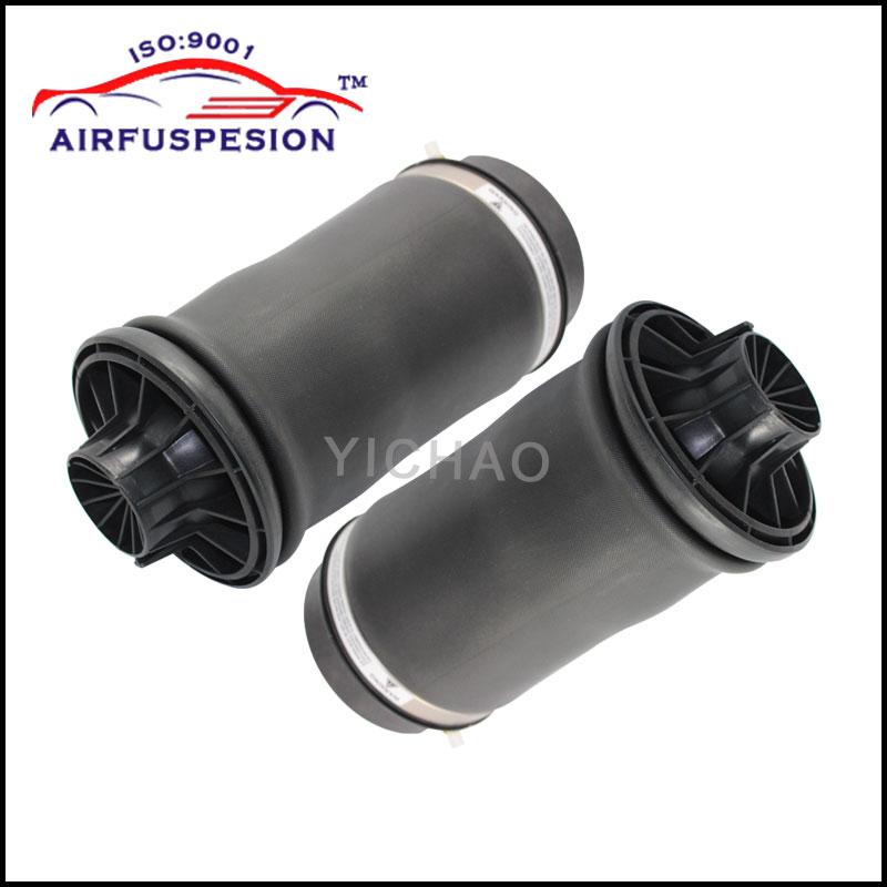 2pcs Rear Air Bag Suspension Air Shock Air Spring For Mercedes-Benz W164 X164 ML320 ML350 ML450 AMG 1643201025 1643200725 free shipping new mercedes gl w164 x164 amg rear air ride suspension kit air strut air spring air suspension 1643201025