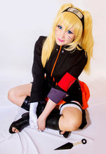 Naruto's Female Anime Cosplay Costume