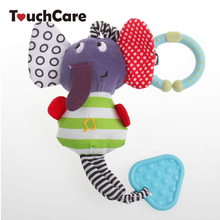 Elephant Baby Toys Rattle New Infant Plush Mobile Baby Toys Lather Crib Car Hanging Rattles Bebe Stroller