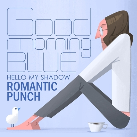 ROMANTIC PUNCH ALBUM - GOOD MORNING BLUE Release date 2016.04.13 KPOP Album
