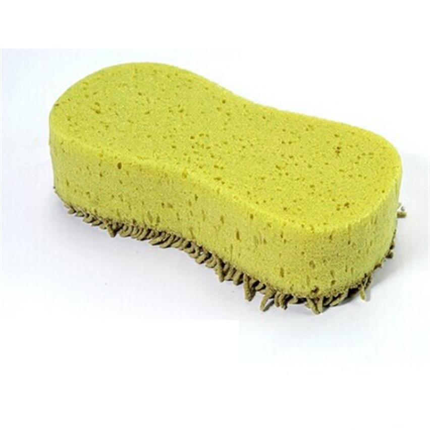 New Arrival Practical Cleaning Washing Cleaner Coral Microfiber Sponge Brush For Auto Car car-styling car-styling