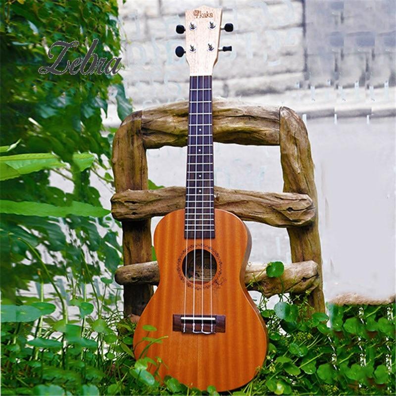 KAKA Ukulele KUC20 23/26 inch Mahogany Spruce Ukulele Guitar Uke Rosewood 4 Strings Guitar for beginners or Basic players вечернее платье mermaid dress vestido noiva 2015 w006 elie saab evening dress
