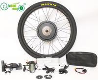 FREE TAX TO EU 36V 48V Universal Electric Bicycle 1200W 1500W Conversion Kits 26 28 27