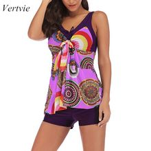 Vertvie 2019 Summer Women Bikini Strappy Hollow-Out Back Swimsuit Two Pieces Bathing Suits Sport Backless Swimwear Plus Size 5XL