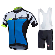 fastcute Thaddeus Bicycle Wear Ropa Ciclismo/Flour Green Maillot Cycling Clothing bicycle jersey/MTB Bike uniform Cycling Jersey