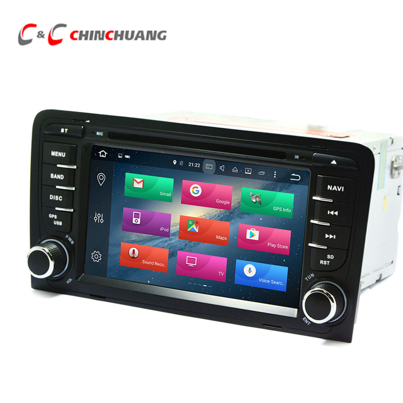 Android 9 0 Car DVD Player GPS for Audi S3 2006 2012 RS3 Sportback 2011 A3