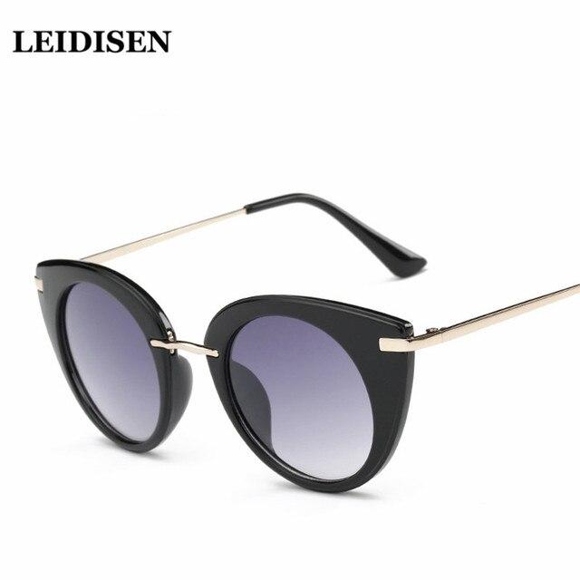Óculos óculos de Sol Olho de Gato Mulheres óculos de Sol UV400 Proteção  Contra os raios 3c6ee722bb