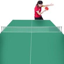 REGAIL набор для настольного тенниса, крепкая сетка, портативный набор для установки в стойку, Сменный Набор для игры в пинг-понг с 2 мячиками для пинг-понга