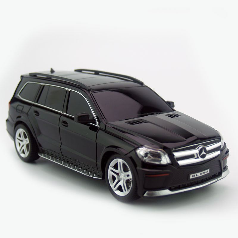 licensed 124 rc car model for benz gl550 remote control radio control racing car