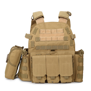 Ghost tactical vest cs equipped fishing military wholesale camo uniform army navy seal  backpack travel