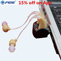cheap price aide auditive rechargeable feie chargeable hearing aid listen device S-109S free shipping