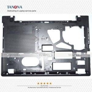 Image 1 - ใหม่สำหรับ Lenovo Z50 Z50 70 Z50 75 15.6 แล็ปท็อปด้านล่างฐานฝาครอบ Lower Case AP0TH000800 FA0TH000G00 90205217 สีดำ