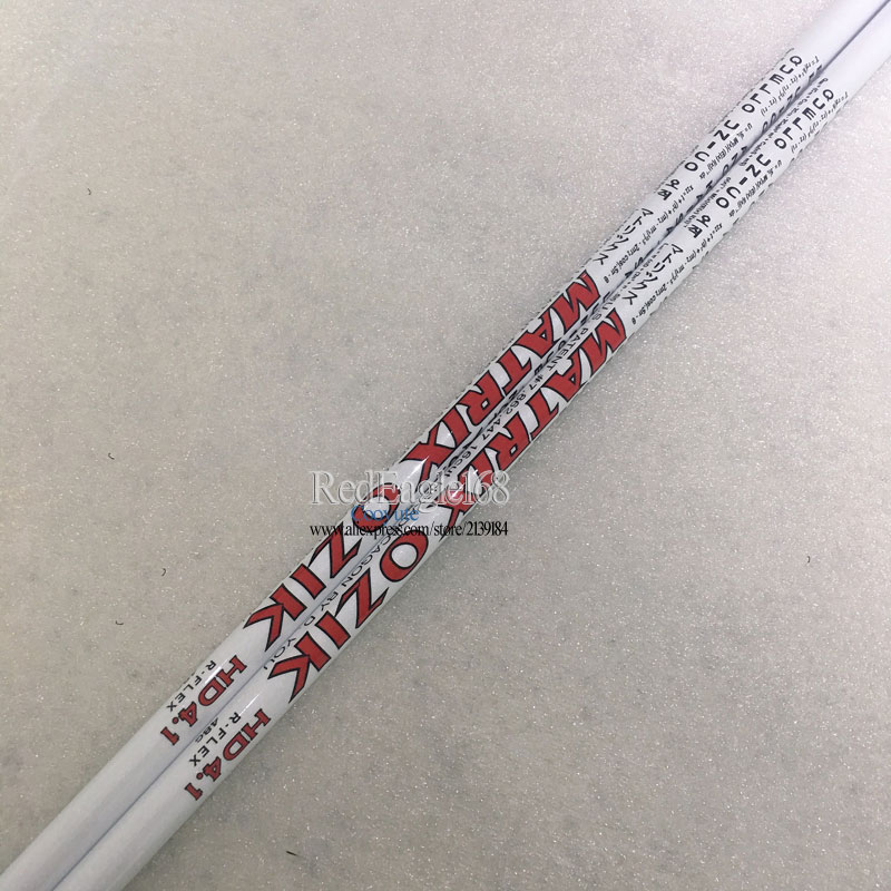 3pcs/lot New Golf Driver Shaft 16 Corner MATRIX OZIK HD4.1 Graphite Shaft R Or S Flex Golf Shaft Golf Wood Shaft Free Shipping
