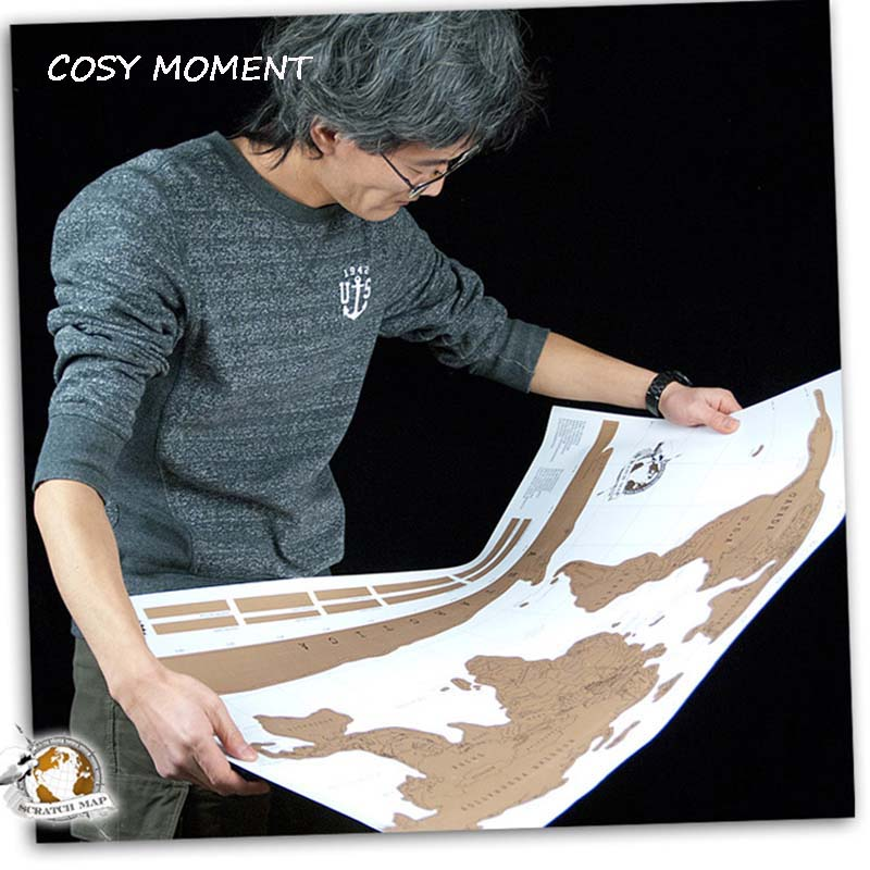 map poster Picture  More Detailed Picture about COSY MOMENT