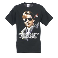 2018 Latest Fashion Red Dwarf Ace Rimmer Smoke Me A Kipper Adult T Shirts NEW OFFICIAL