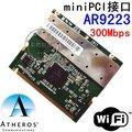 Atheros AR9223 red Mini PCI WIFI tarjeta de red inalámbrica WLAN ordenador portátil 802.11 a bgn
