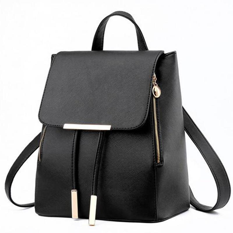 Aliexpress.com : Buy fashion women backpack good quality school ...