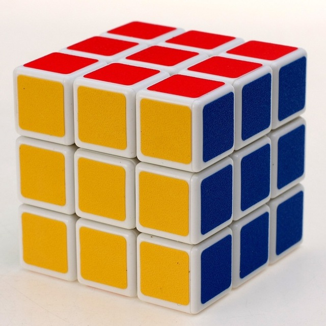 ZCUBE Matte 3 Order Magic Cube 3x3x3 Professional Speed ...
