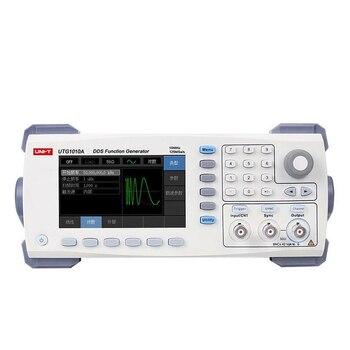 UNI-T UTG1010A оригинальная функция/генератор произвольной формы/одноканальный/10 МГц Пропускная способность канала/125 мс/с частота образцов