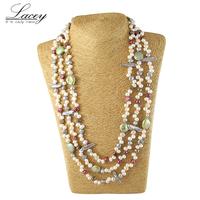Pearl jewelry,long real natural freshwater pearl necklace wedding women,mother pearl necklace 190cm 200cm girl gifs
