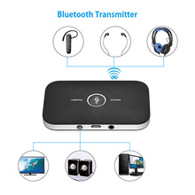 Newly 2 in 1 Wireless Bluetooth Transmitter Receiver A2DP for TV Stereo Audio Adapter