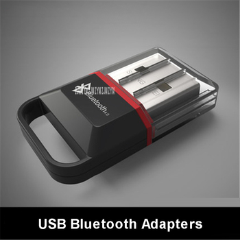 10pcs UDC-324 USB Bluetooth Adapter 4.0 Desktop Laptop Audio Transmitter Receiver Headset Adapter USB Bluetooth Adapters/Dongles