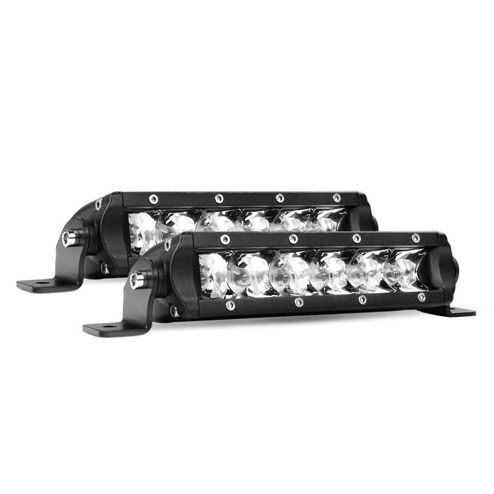 Led Beams 6 inch 18W LED Car Work Light Bar Spotlight Offroad Fog Lamp Vehicle 18w Work Lamp LED 12V Work Light Car Styling беспроводной прожектор mr beams mb330 spotlight белый